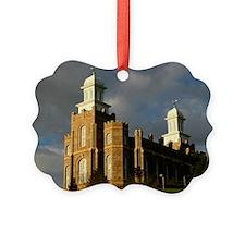 logan-temple Ornament