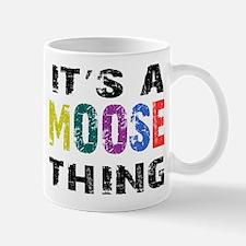 Moose THING Mug