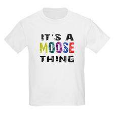 Moose THING T-Shirt