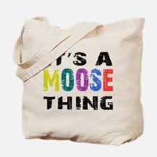 Moose THING Tote Bag