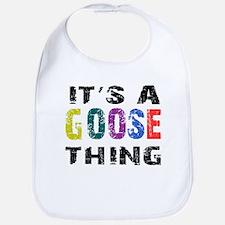 Goose THING Bib