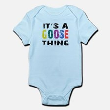 Goose THING Infant Bodysuit