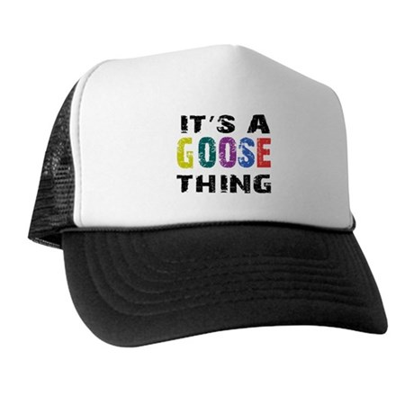 Goose THING Trucker Hat