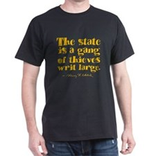 The State Is A Gang T-Shirt