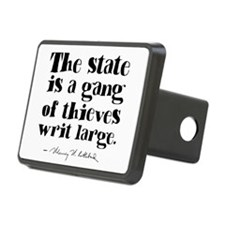 The State Is A Gang Hitch Cover