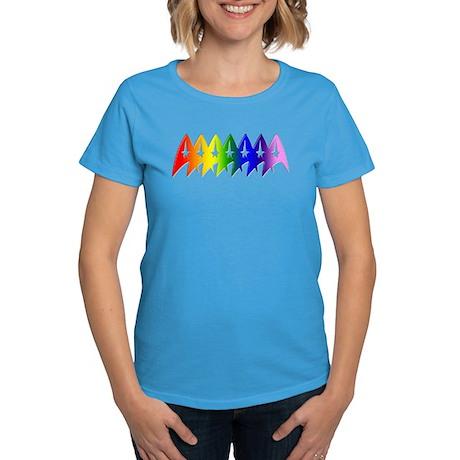 Trek Pride Original Women's Dark T-Shirt