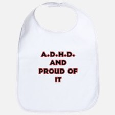 ADHD and Proud Bib