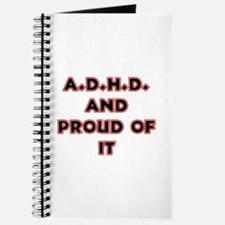 ADHD and Proud Journal