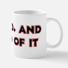 ADHD and Proud Mug