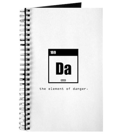 element of danger Journal