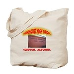 Domingues High School Tote Bag