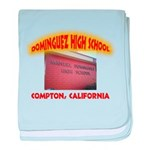 Domingues High School baby blanket