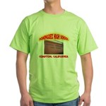 Domingues High School Green T-Shirt