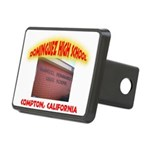 Domingues High School Rectangular Hitch Cover