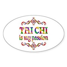 Tai Chi Passion Decal
