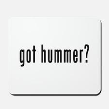 GOT HUMMER Mousepad