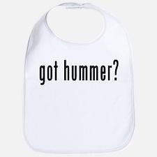 GOT HUMMER Bib
