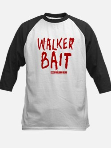 The Walking Dead Walker Bait Kids Baseball Jersey