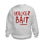 The Walking Dead Walker Bait Kids Sweatshirt