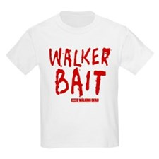 The Walking Dead Walker Bait KidsT-Shirt