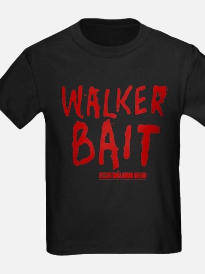 The Walking Dead Walker Bait Kids T-Shirt
