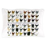 48 Hens Promo Pillow Case