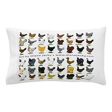 48 Hens Promo Pillow Case