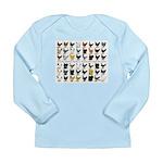 48 Hens Promo Long Sleeve Infant T-Shirt