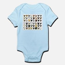 48 Hens Promo Infant Bodysuit