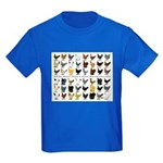 48 Hens Promo Kids Dark T-Shirt