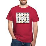 48 Hens Promo Dark T-Shirt