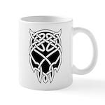 Black Skull Mug