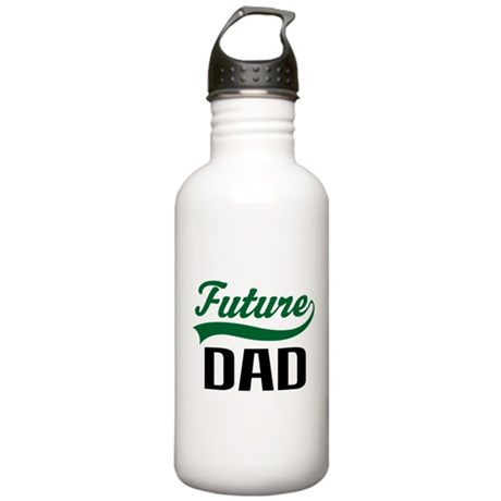 Future Dad Gift Stainless Water Bottle 1.0L