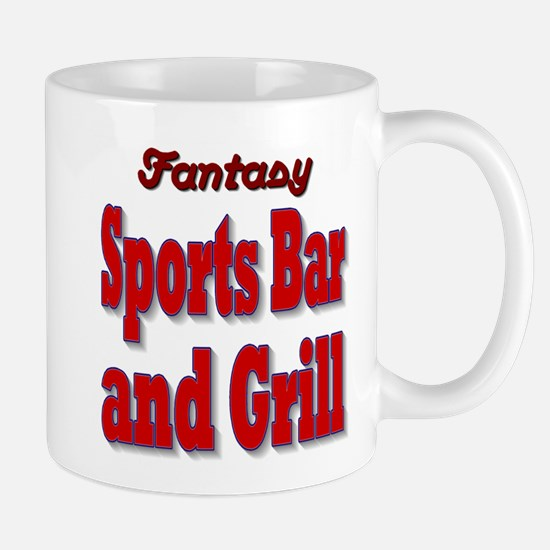 Fantasy Sports Bar Mug