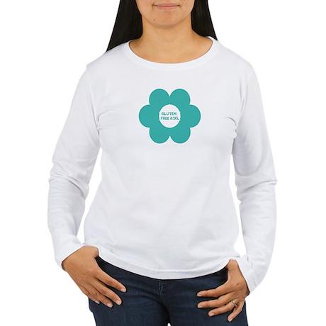 gluten free girl2 Women's Long Sleeve T-Shirt