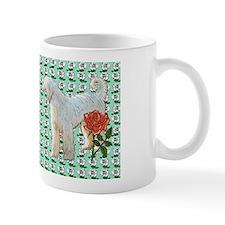 afghan Hound and roses Mug