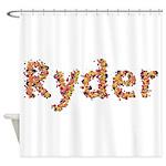 Ryder Fiesta Shower Curtain