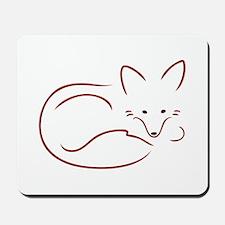 Vulpes Vulpes Mousepad