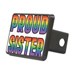 PROUD-SISTER_TR.png Rectangular Hitch Cover