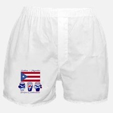 LimEd P.R. large Flag Boxer Shorts