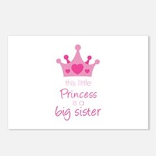 This little princess Postcards (Package of 8)