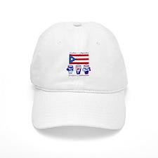 LimEd P.R. large Flag Baseball Cap