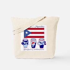 LimEd P.R. large Flag Tote Bag