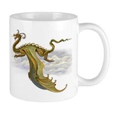 Flying Dragon Small Mug