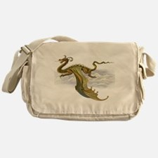 Flying Dragon Messenger Bag