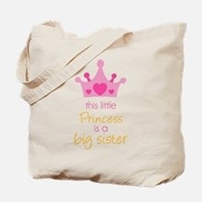 This little princess Tote Bag