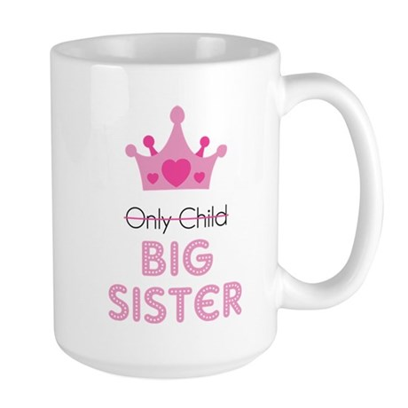 Big sister Large Mug