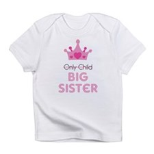 Big sister Infant T-Shirt