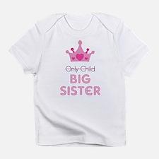 Big sister Infant T-Shirt