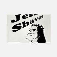 jesusshaveswhite Magnets